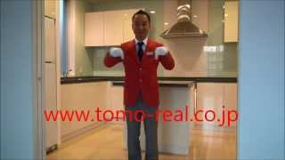 Blossom Terrace  2bed 2bath 152sqm=1636sqft  by Tomo Real Estate(Akasaka)