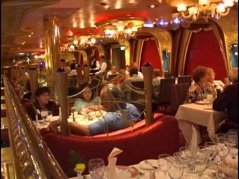 Jobs on cruise ship - Food and beverages