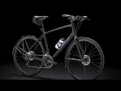 Fastest Fitness Bike TREK FX Sport 6 2021 bike review