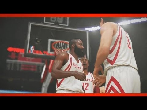 NBA 2K14 Official Next-Gen Momentous Trailer PS4 Xbox one