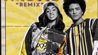 Video Bruno MarsFinesse(James Hype Remix)Ft.Cardi B download MP3, 3GP, MP4, WEBM, AVI, FLV April 2018