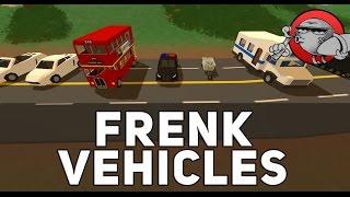 Unturned 3.0 [Моды] - Лучший мод на транспорт (Frenk-Vehicles)