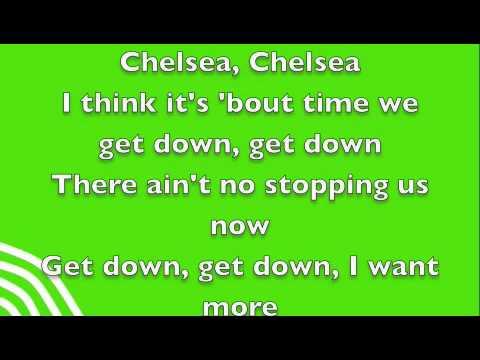 Chelsea- The Summer Set (Lyrics)