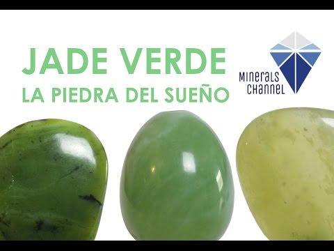 JADE VERDE [Propiedades del jade verde]