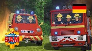 Feuerwehrmann Sam Deutsch Neue Folgen | Das Modellflugzeug \ Das Feuerwehrteam retten 🚒 Kinderfilme