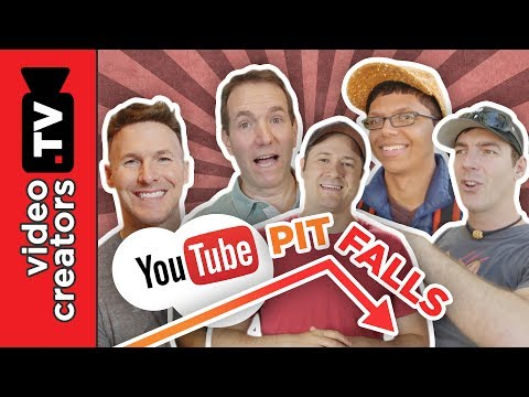 Top Pitfalls that will End your YouTube Career
