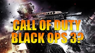 Call of Duty: Black Ops 3 - Our Last Hope for Call of Duty
