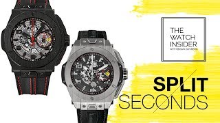 Split Seconds: The Watch Insider - The Best of Watch Co-Branding