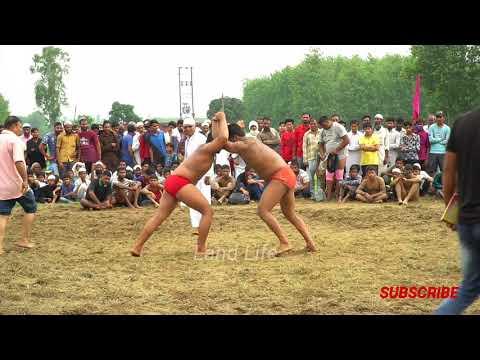 KALI U.P  VS KALA CHANDIGARH | DANGLE KUSTI NEW 2018 | BIBIPUR YAMUNANAGAR | HARYANA