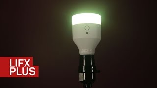 New from Lifx: Night vision light bulbs for the smart home