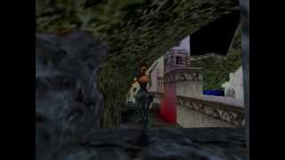 Tomb Raider 3 Gold The Lost Artifact - Boss: Sophia Leigh