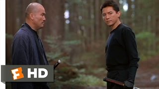 The Hunted (3/9) Movie CLIP - Kinjo Deals with Failure (1995) HD