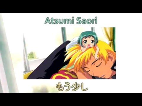 Atsumi Saori -  もう少し (mou sukoshi) Sub Español