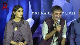 Sanju Movie All Star Cast Reaction On Sanjay Dutt At Trailer Launch Of Sanju