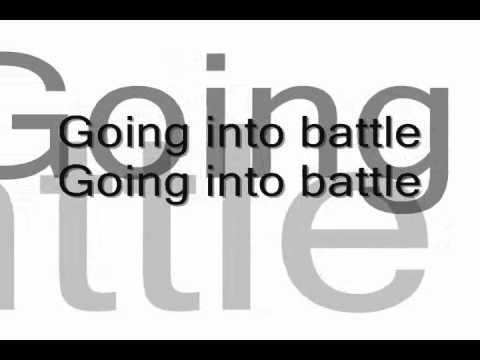 Cece Winans - Waging War (Lyrics)