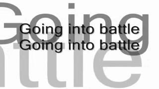 Cece Winans - Waging War (Lyrics)