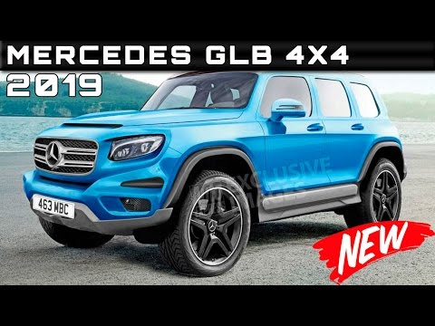 2019 Mercedes GLB 4x4 Review Rendered Price Specs Release Date