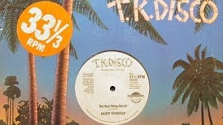 Daddy Dewdrop - The Real Thing (TK disco 1979)