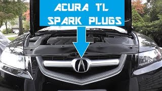 Acura TL Spark Plug Replacement | Acura + Honda V6 Spark Plugs