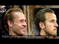 Harry Kane hairstyle Grow out your old undercut hairstyle mens hair