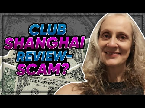 Club Shanghai Review - Clickbank Product Scam or Legit