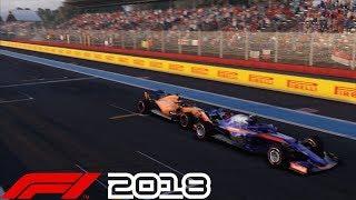 THE LAPPED CAR GLITCH | F1 2018 Multiplayer #4