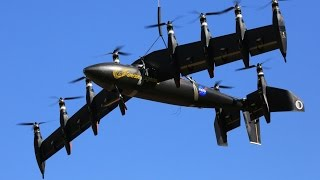 NASA Greased Lightning Drone Cause For Alarm?