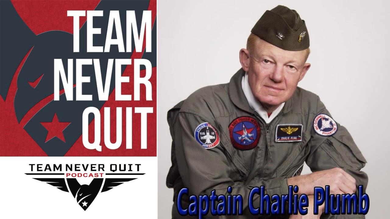 Ep 73 Captain Charlie Plumb Vietnam Pow 2 103 Days