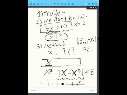 Numerical Analysis: Intro