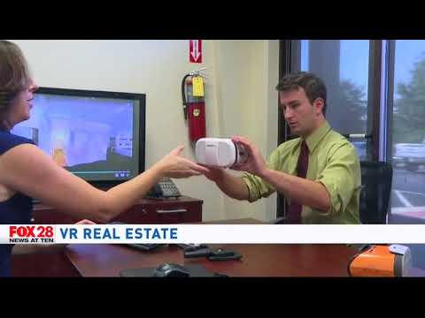 Virtual Reality House Hunting Fox28 News Interview