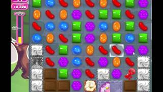Candy Crush Saga - Level 1143 No boosters - 3 Stars✰✰✰