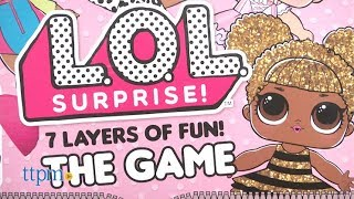 L.O.L. Surprise! 7 Layers of Fun! The Game from Cardinal Games