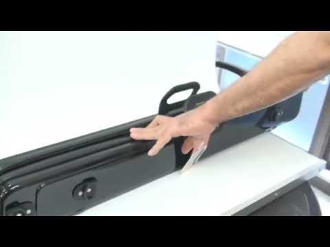 ABS Molding Hard Rod Case