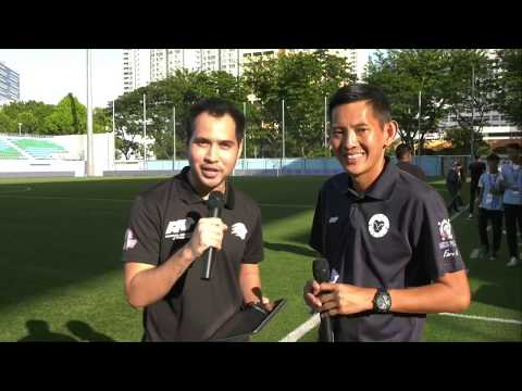 LIVE: Tampines Rovers Vs Hougang United - AIA Community Shield (22 February 2020)