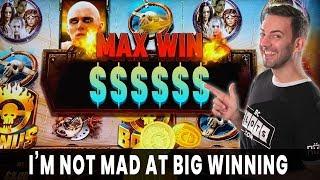 💀 NOT MAD at BIG WINNING! 💰 MAX WIN on Mad Max Fury Road 🌹 7 Trigger BONUS on ZORRO