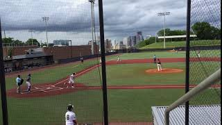 Braden Reece Homerun - Nashville Knights Platinum 15U - June 2017