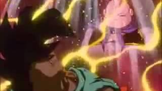 Dragon ball z : Uub and buu fusion