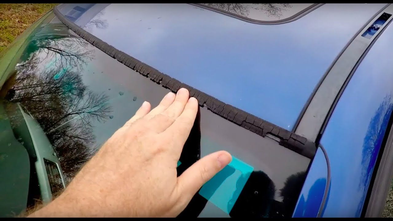 2013 Bmw 328I Windshield Replacement Cost bmw e90 upper windshield rubber trim moulding easy replacement for $26
