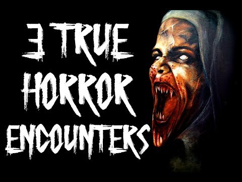 3 SCARY STORIES From Lets Not Meet! Montana Hunters, Man on My Roof, Telephone Man!
