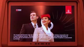 Trip Report  Emirates Boeing 777  Yangon RGN to Dubai DXB  Economy Class  December 2018