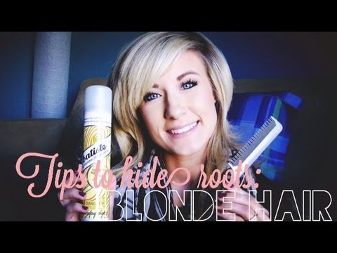 Tips to hide roots blonde hair youtube tips to hide roots blonde hair pmusecretfo Gallery