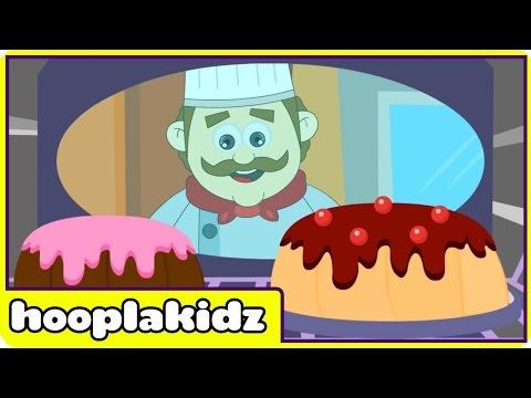 Pat A Cake | Nursery Rhymes | Nursery Rhymes Songs For Babies by Hooplakidz