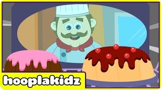 Pat A Cake | Nursery Rhymes Songs For Babies by Hooplakidz