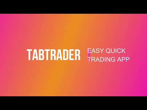 How To Install TabTrader Easy Quick Trading App On Poloniex Cryptoexchange