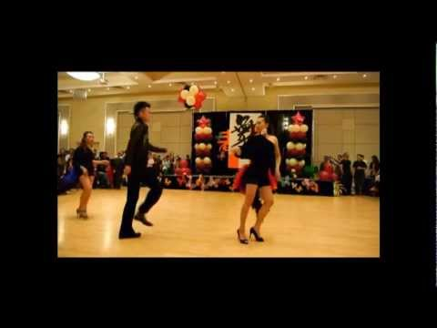 Mandarin spring party TOP 3 dance in HD