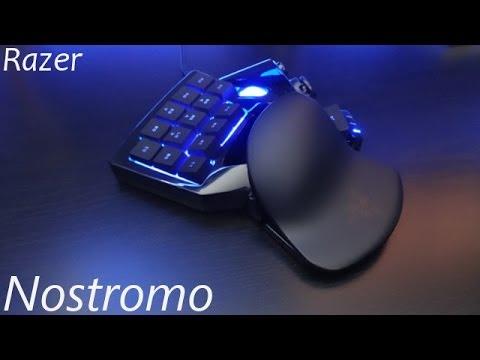 Razer Nostromo Review!