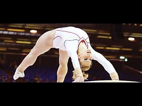 Nadia Comaneci perfect score of 10.0 at the Olympic Games / Надя Команечи безупречная 10.0 балов