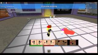 ROBLOX Arts martiaux (SOMEONE IS GETTING BULLEIED AGAIN!!!! Son Awesomekid147!!)