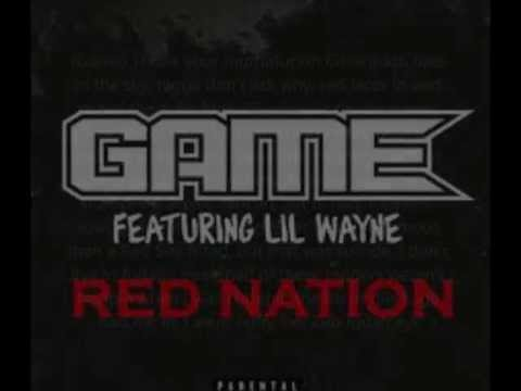 Game - Red Nation ft. Lil Wayne (Lyrics)
