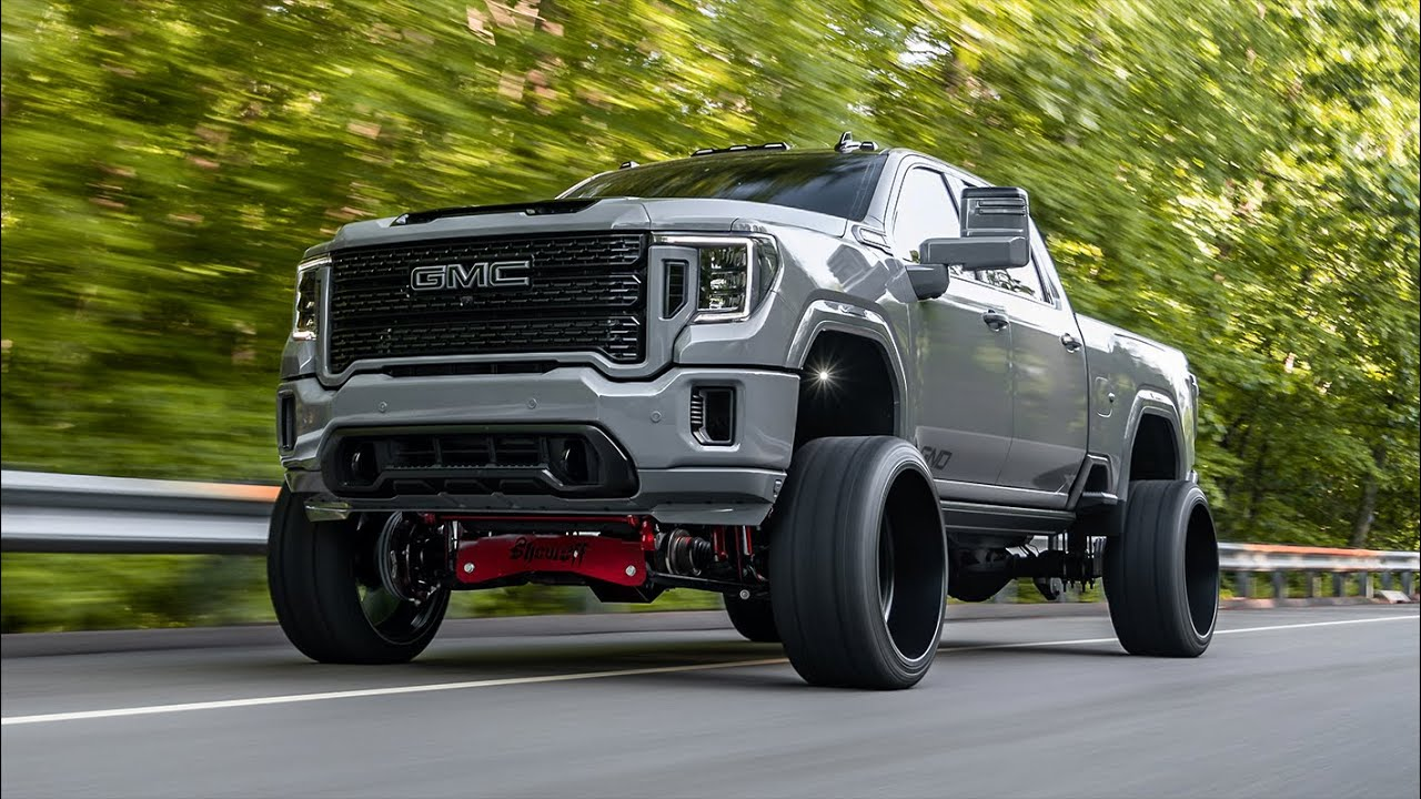 FULL Overview of Our NARDO GREY 2021 Denali Duramax // #LGND18 Overview